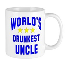 World's Drunkest Uncle Mug