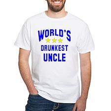 World's Drunkest Uncle Shirt