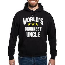 World's Drunkest Uncle Hoodie