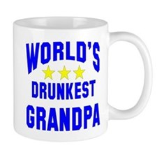 World's Drunkest Grandpa Mug