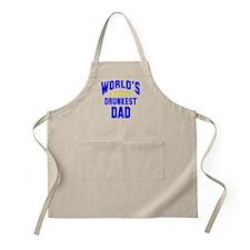 World's Drunkest Dad Apron