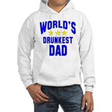 World's Drunkest Dad Hoodie