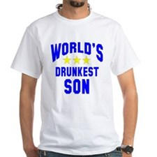 World's Drunkest Son Shirt