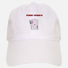 """Pocket Rockets"" Baseball Baseball Cap"