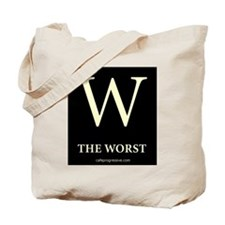 W: The Worst Tote Bag