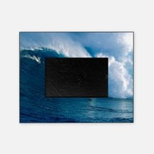 Big Wave Surfing Picture Frame