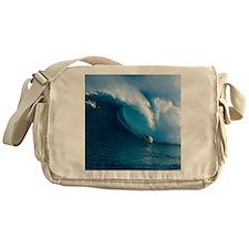 Big Wave Surfing Messenger Bag