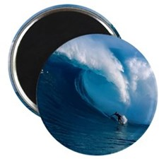 Big Wave Surfing Magnet