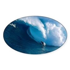 Big Wave Surfing Decal