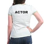 ACTOR Jr. Ringer T-Shirt