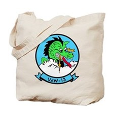 VAW 13 Zappers Tote Bag