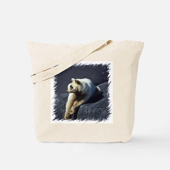 Spirit Bear Tote Bag