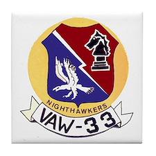 VAW 33 Knighthawks Tile Coaster