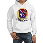 VAW 33 Knighthawks Hooded Sweatshirt