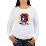 VAW 33 Knighthawks Women's Long Sleeve T-Shirt