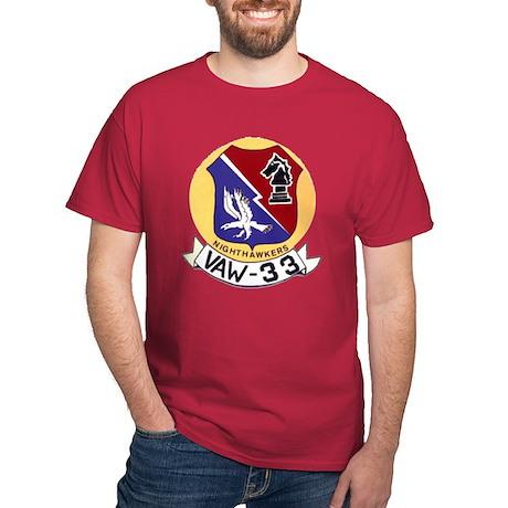 VAW 33 Knighthawks Dark T-Shirt