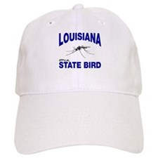 Louisiana State Bird Baseball Baseball Cap