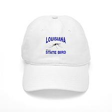 Louisiana State Bird Baseball Cap