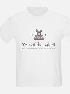 """Year of the Rabbit"" Kids T-Shirt"
