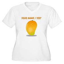 Custom Mango Plus Size T-Shirt