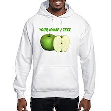 Custom Green Apples Jumper Hoody