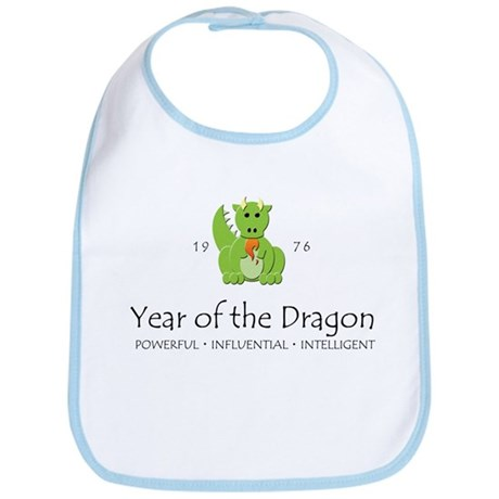 """Year of the Dragon"" [1976] Bib"