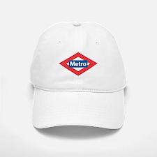 Madrid Metro Baseball Baseball Cap