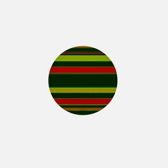 Green Grunge Mini Button