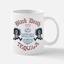Black Death 777 Sucio Hermanos Tequila Mugs