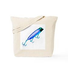 blue lurer Tote Bag