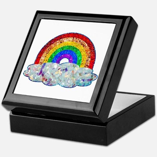 Glitter & Be Gay Keepsake Box
