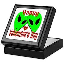 Happy Valientine's Day V1 Keepsake Box
