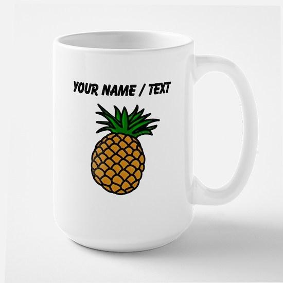 Custom Pineapple Mugs