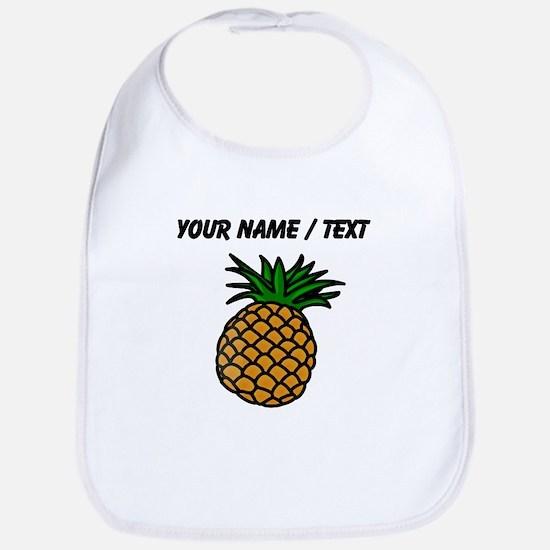 Custom Pineapple Bib