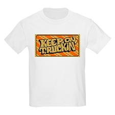 Keep on Truckin' retro design T-Shirt
