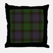 Blair Tartan Throw Pillow