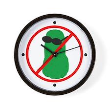 Propoganda Wall Clock