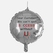 Customer Balloon