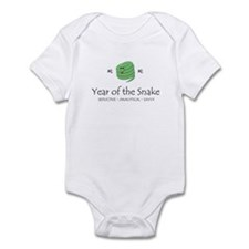 """Year of the Snake"" Infant Bodysuit"