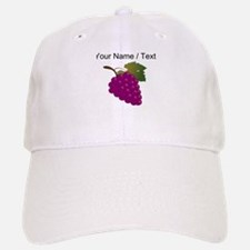 Custom Purple Grapes Hat