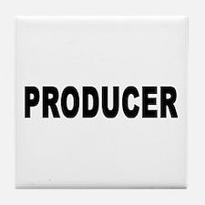PRODUCER Tile Coaster