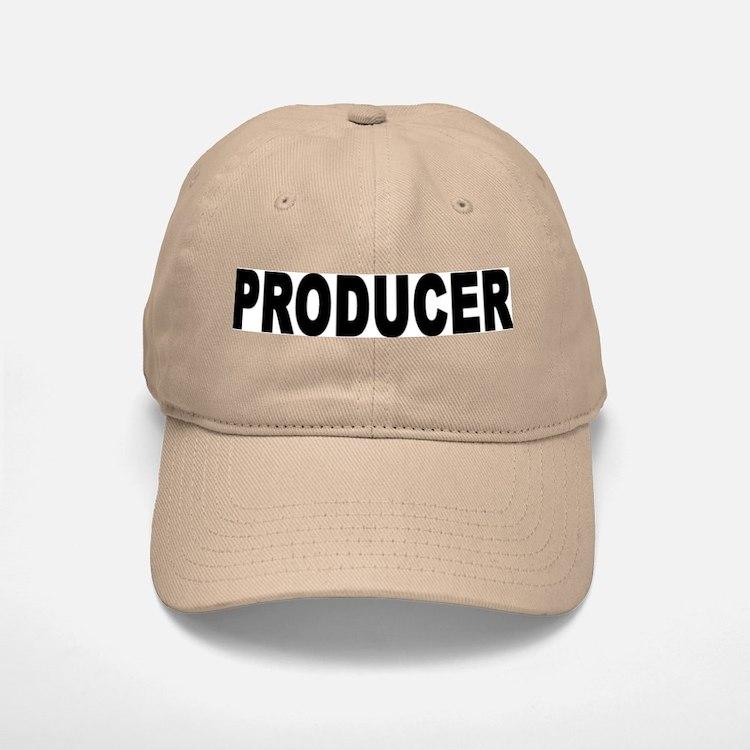 PRODUCER Baseball Baseball Cap