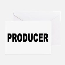 PRODUCER Greeting Cards (Pk of 10)