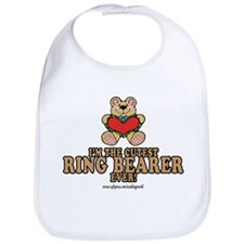 Cutest Ring Bearer Bib