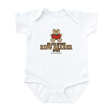 Cutest Ring Bearer Infant Bodysuit