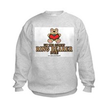 Cutest Ring Bearer Sweatshirt