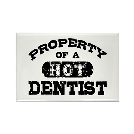 Property of a Hot Dentist Rectangle Magnet