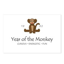 """""""Year of the Monkey"""" [1992] Postcards (Package of"""