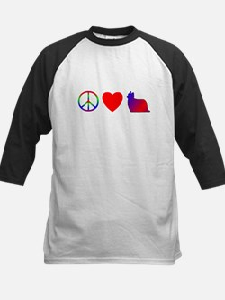 Peace, Love, Yorkies Tee