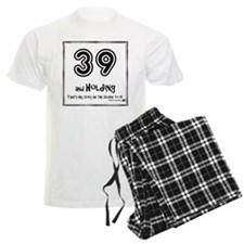 39AHC Thats My Story-Black Pajamas